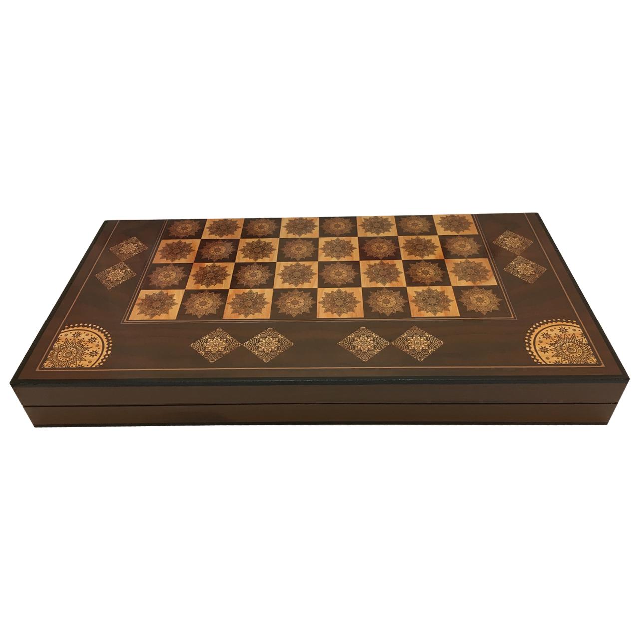 صفحه شطرنج آرونی طرح فرش