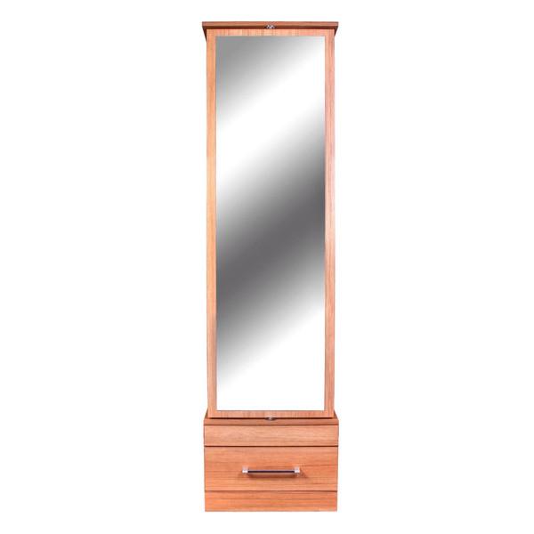 رخت آویز جالباسی با آینه گردان لمکده مدل STAND1