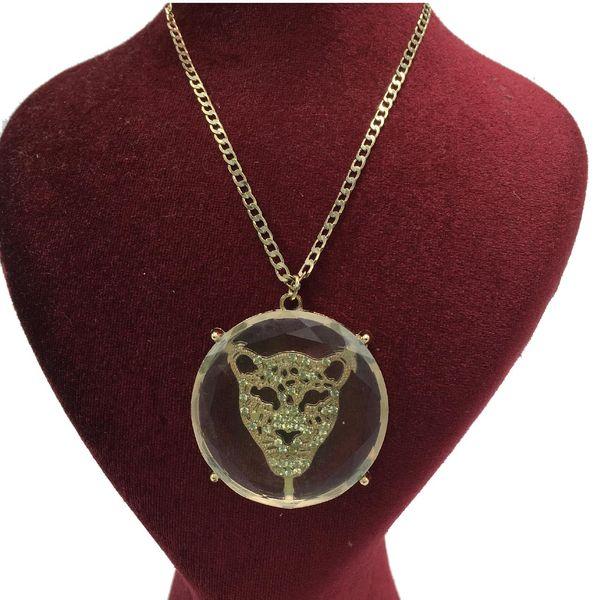 گردنبند هکس ایران مدل GAR-LION
