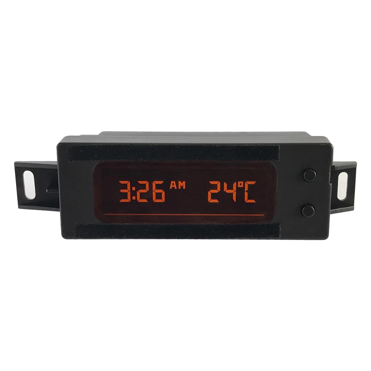 ساعت دیجیتال پویش پرداز مدل DC61 مناسب برای خودرو پژو پارس