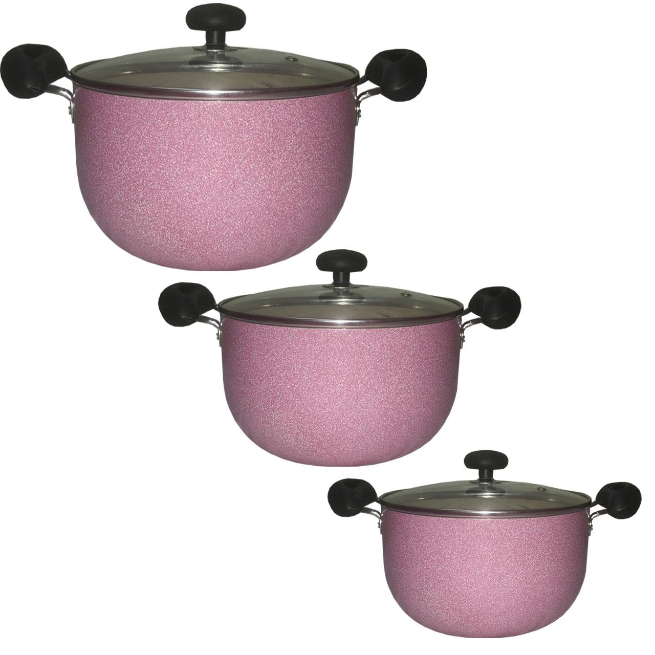 سرویس پخت و پز گرانیتی پروفا 6 پارچه مدل SML2901