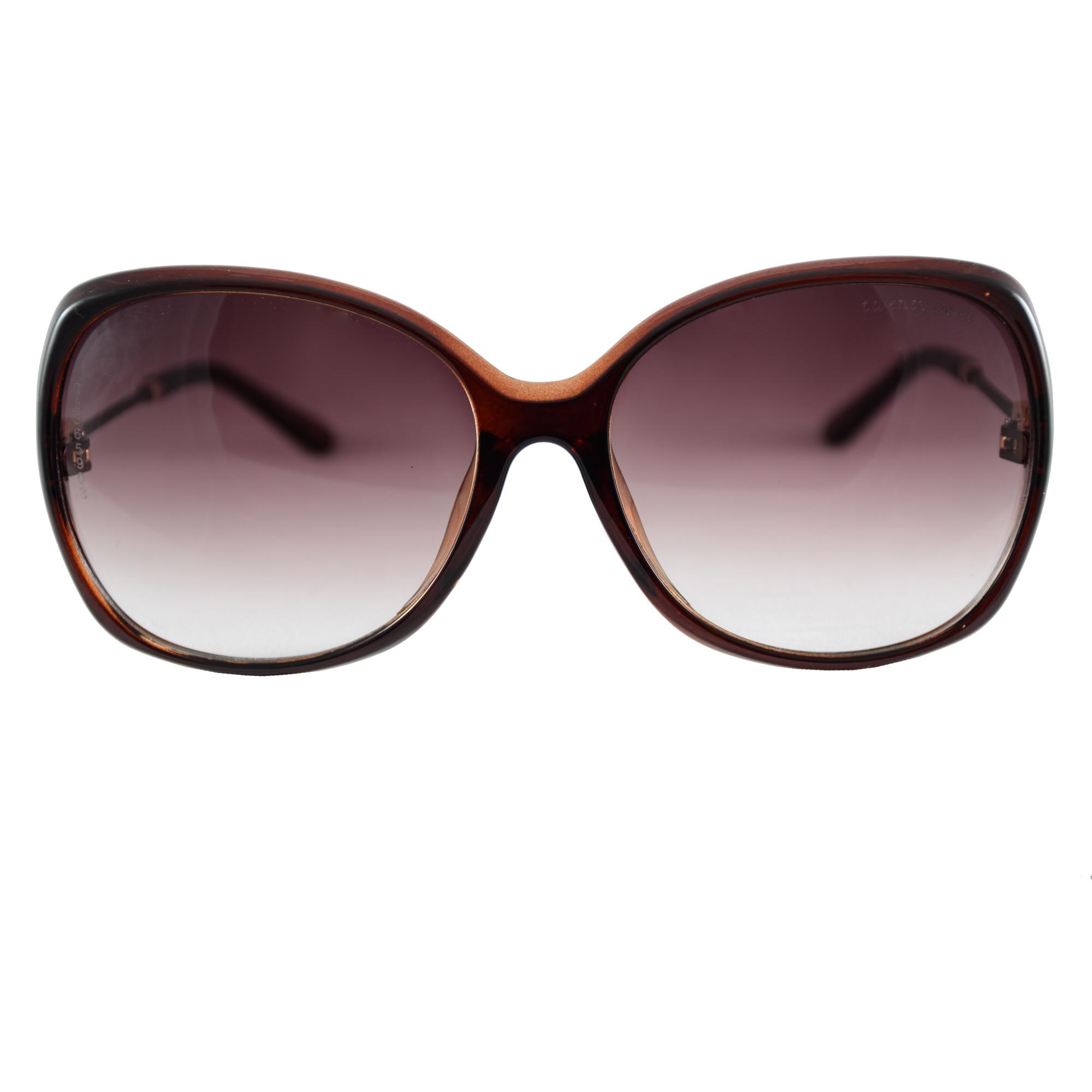 عینک آفتابی زنانه توئنتی مدل AC4-Z65-023-B5-D89