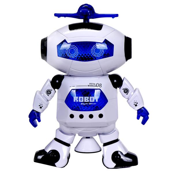 ربات رقصنده مدل MR HipHop dancer