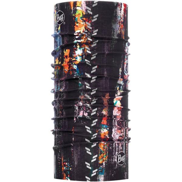 دستمال سر و گردن باف مدل R-Graffiti Black
