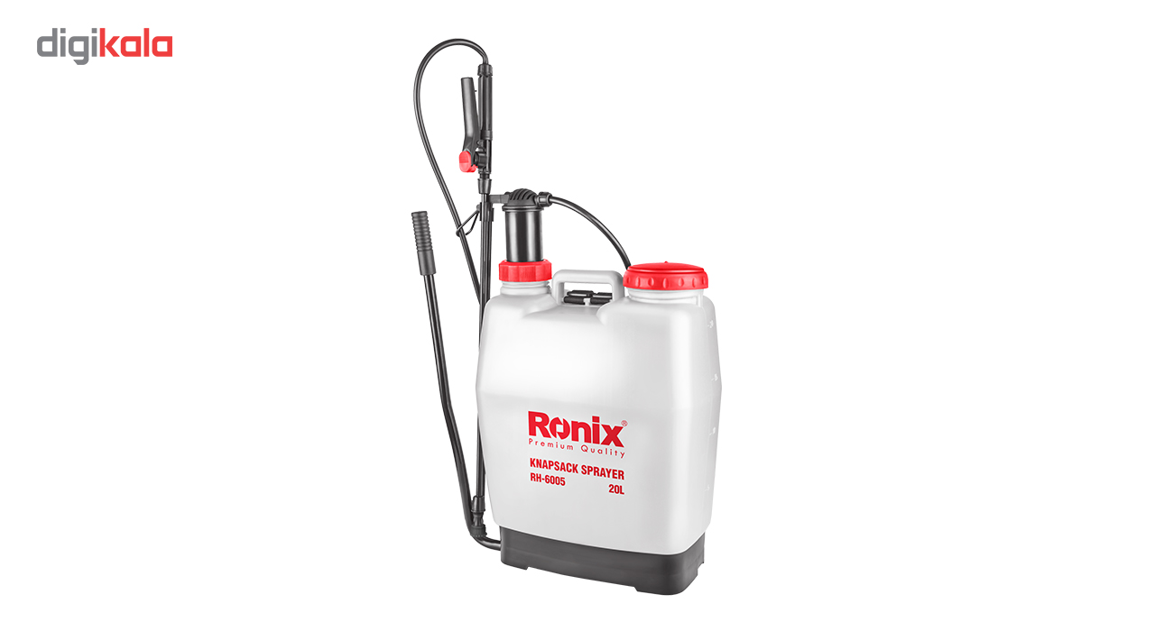 سمپاش رونیکس مدل RH-6005 حجم 20 لیتر