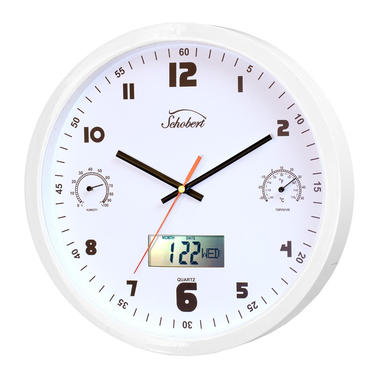 ساعت دیواری شوبرت مدل 5158E