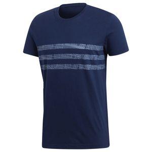 تیشرت ورزشی مردانه آدیداس 3-Stripes