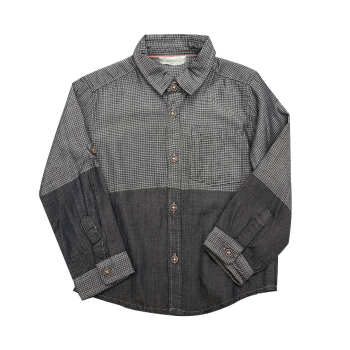 پیراهن پسرانه مانگو کد mn04