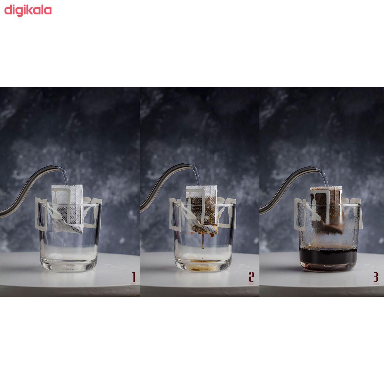 قهوه نورسکا بن مانو - بسته 12 عددی main 1 4