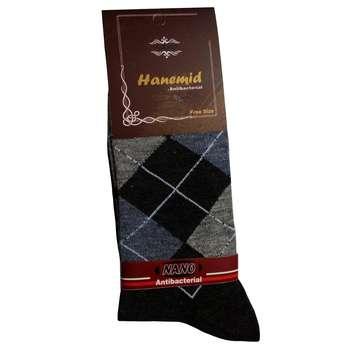 جوراب مردانه نانو مدل اسکاچ