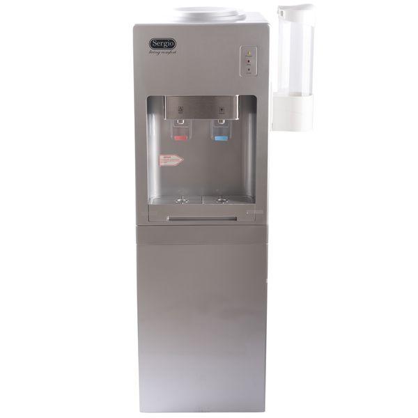 آبسردکن یخچال دار سرجیو مدل SWD-7400R | Sergio SWD-7400R Water Dispenser