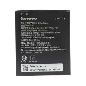 تصویر باتری لنوو BL242 ظرفیت 2300 میلی آمپر ساعت Lenovo BL242 2300mAh Battery