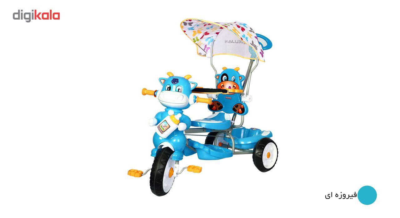 سهچرخه دلیجان مدل Matador  Delijan Matador Tricycle