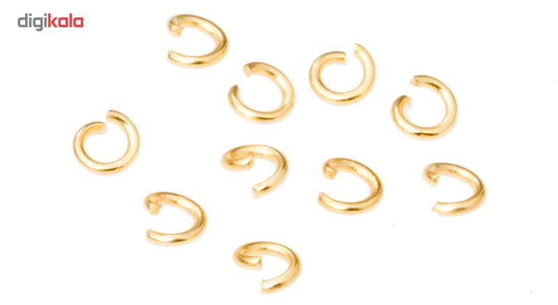 حلقه کوچک اقلیمه مدل RS6 بسته 80 عددی