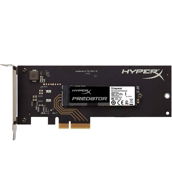 اس اس دی کینگستون مدل HyperX PREDATOR ظرفیت 480 گیگابایت