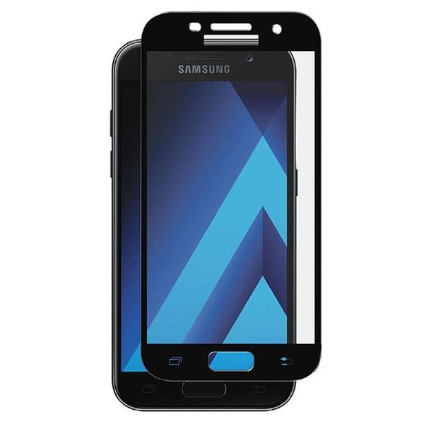 محافظ صفحه نمایش شیشه ای موکولو مدل Color مناسب برای گوشی موبایل سامسونگ A5 2017