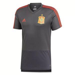 تی شرت ورزشی مردانه آدیداس مدل Spain Training JSY