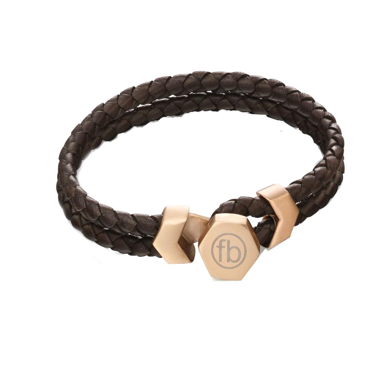 دستبند چرم فردبنت مدل B4976