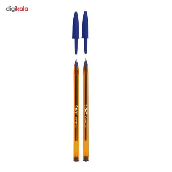 خودکار بیک کریستال فاین - بسته 2 عددی