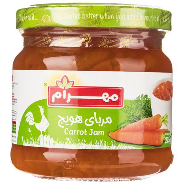 مربا هویج مهرام - 275 گرم