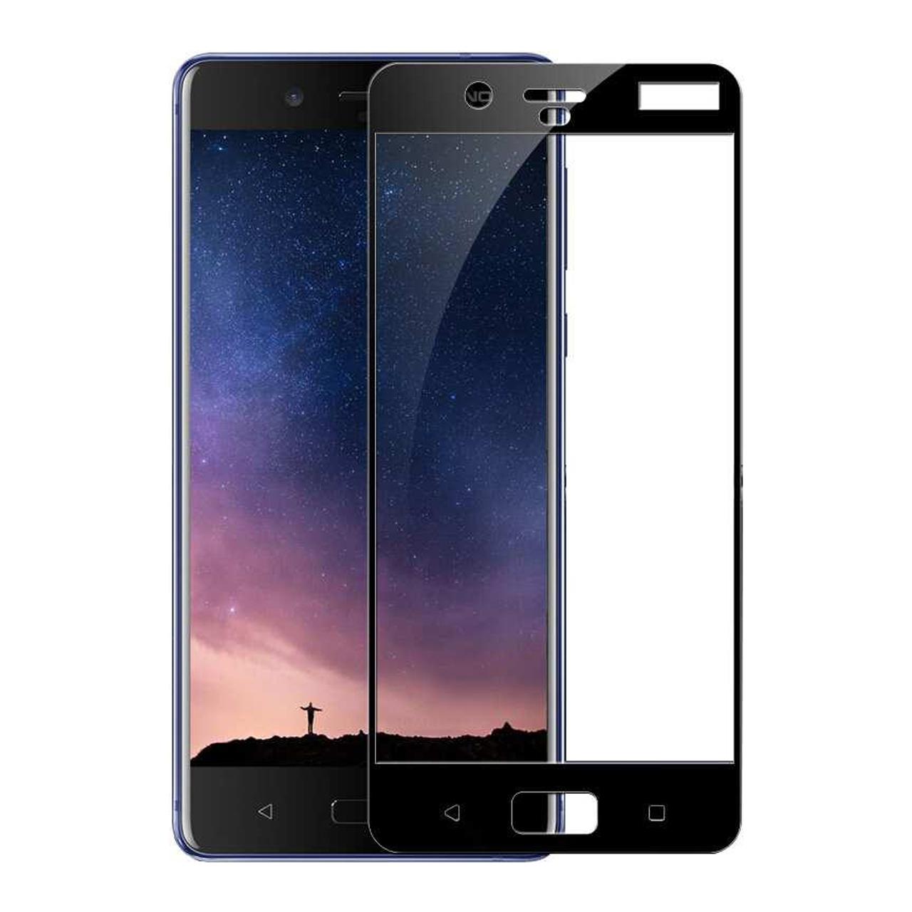 محافظ صفحه نمایش ریمو مدل Full Cover مناسب برای گوشی موبایل Nokia 5