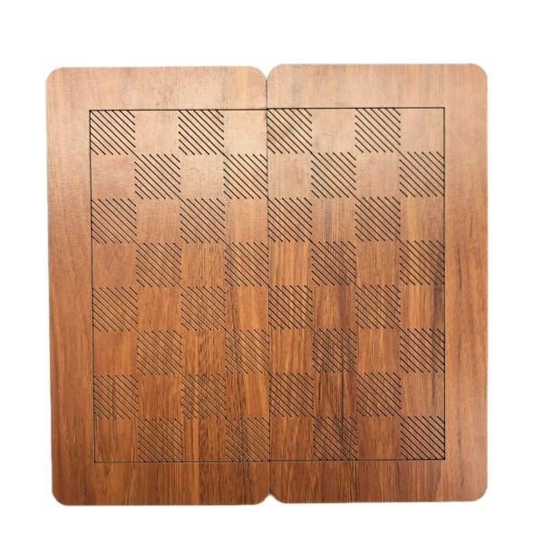 تخته شطرنج مدل W001 غیر اصل