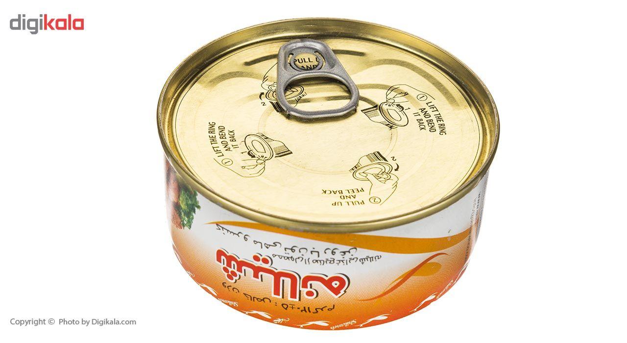 کنسرو ماهی تون با روغن شیلانه -120 گرم main 1 4