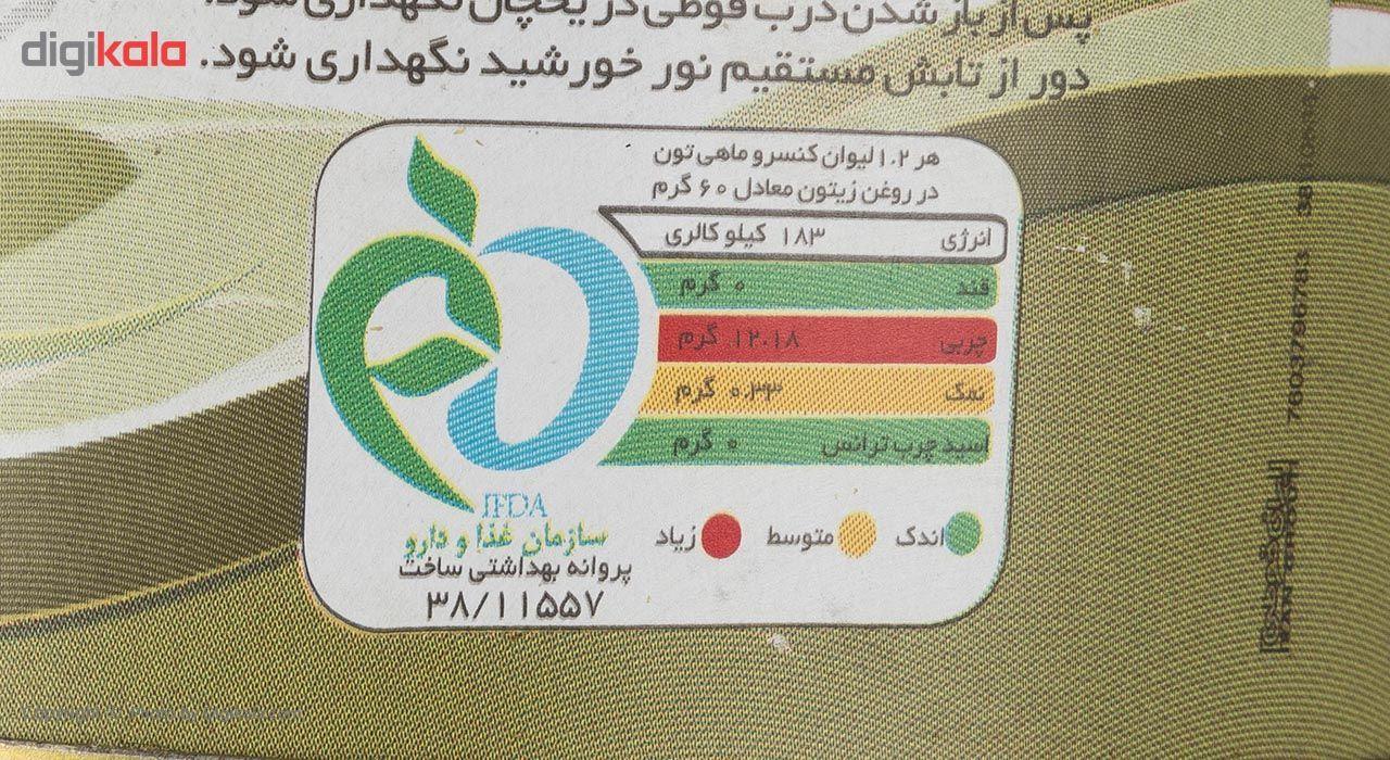 کنسرو ماهی تون در روغن زیتون شیلانه -180 گرم main 1 4