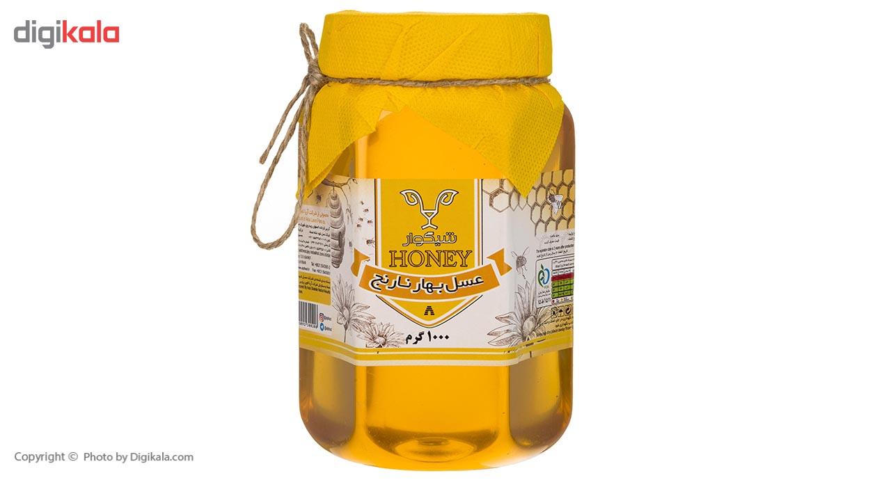 عسل بهار نارنج شیگوار - 1 کیلوگرم main 1 2