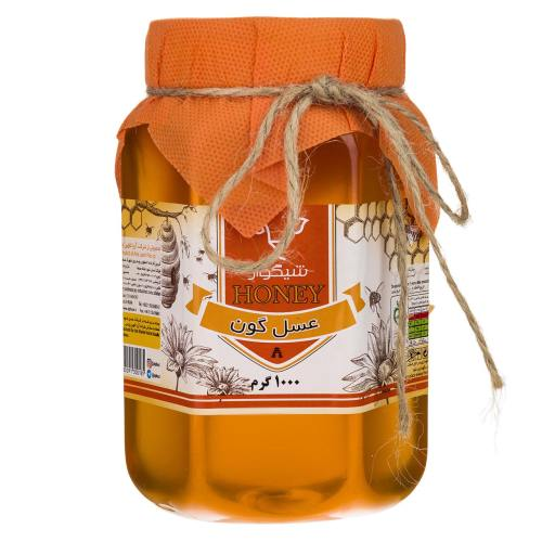 عسل گون شیگوار مقدار 1000 گرم