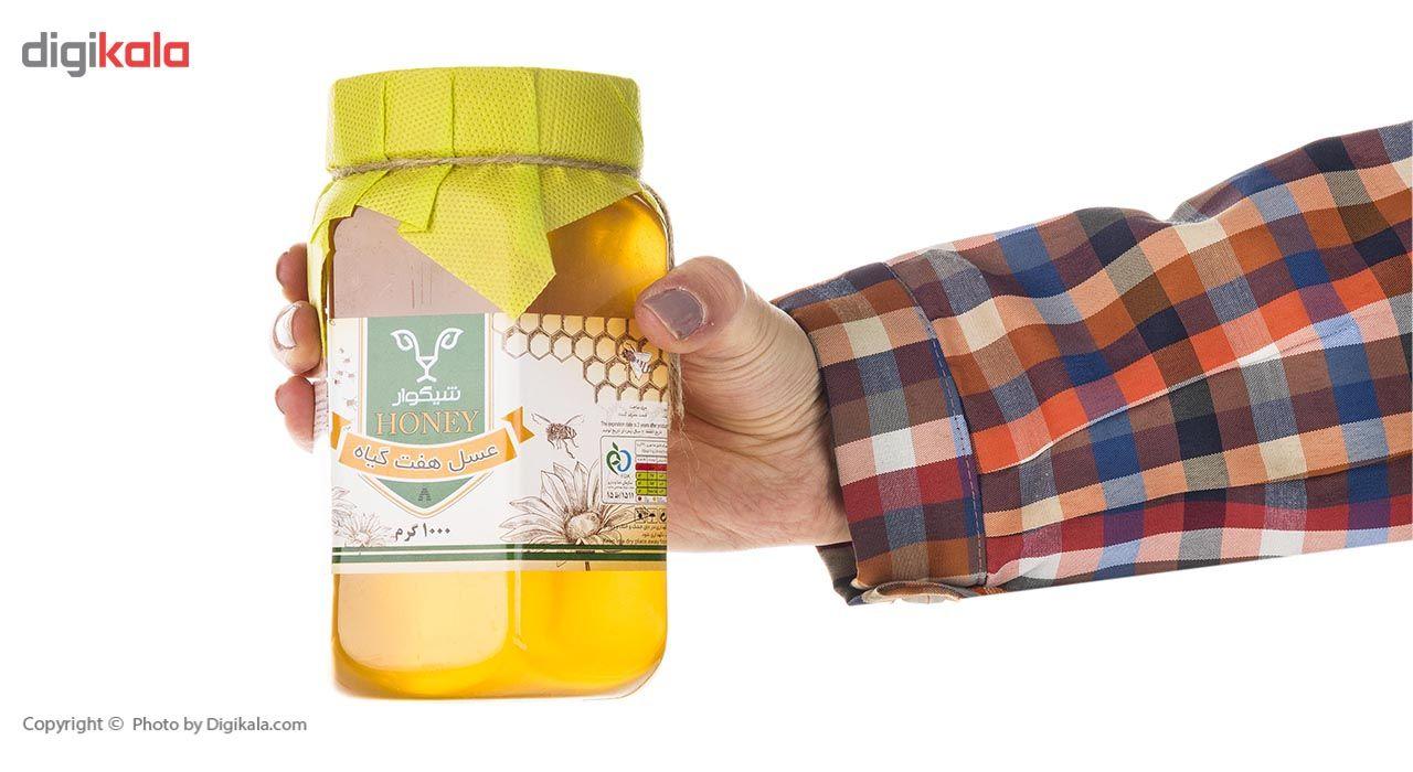 عسل هفت گیاه شیگوار - 1 کیلوگرم main 1 3