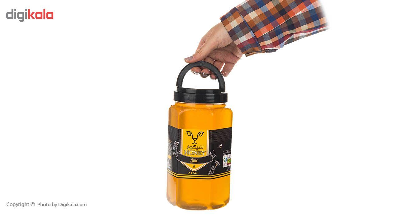 عسل شیگوار - 1.8 کیلوگرم main 1 3