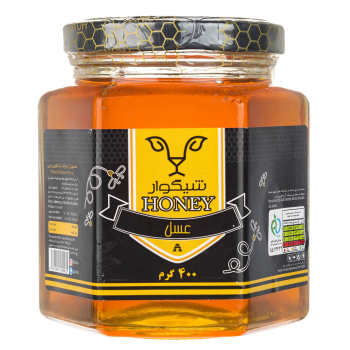 عسل شیگوار مقدار 400 گرم