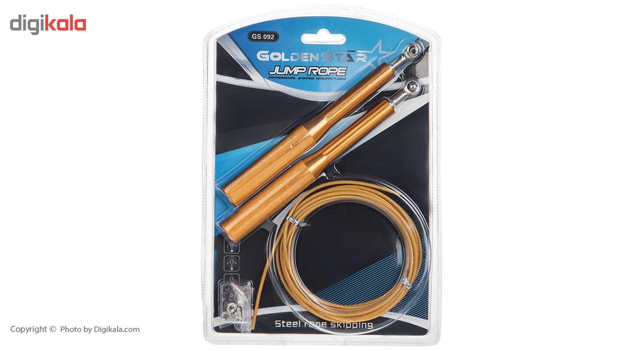 طناب ورزشی گلدن استار مدل01 main 1 6