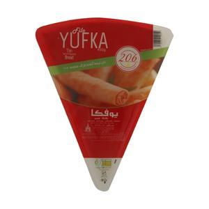 نان نیمه آماده مثلثی منجمد یوفکا 206 - 450 گرم