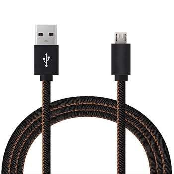 کابل تبدیل USB به microUSB توتو مدل Jeen به طول 1 متر