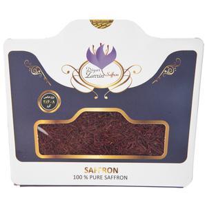 زعفران سرگل زرین زعفران مقدار 4.6 گرم