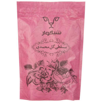 مسقطی گل محمدی شیگوار مقدار 400 گرم