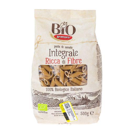 پاستا پنه ریز فیبردار ارگانیک گرانورو مقدار 500 گرم