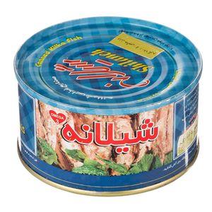 کنسرو ماهی کیلکا شیلانه مقدار 180 گرم