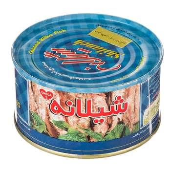 کنسرو ماهی کیلکا شیلانه - 180 گرم