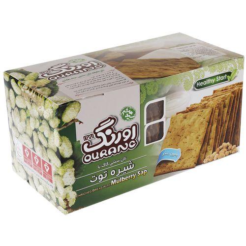 نان سنتی کاک با شیره توت اورنگ مقدار 450 گرم