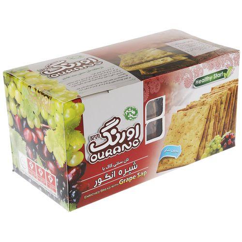 نان سنتی کاک با شیره انگور اورنگ مقدار 450 گرم