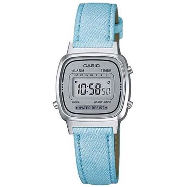 ساعت مچی دیجیتالی زنانه کاسیو مدل LA670WL-2ADF