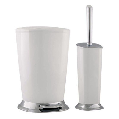 ست سطل و برس توالت ونیز کد TB710