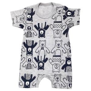 سرهمی نوزادی مدل خرس کد 3360