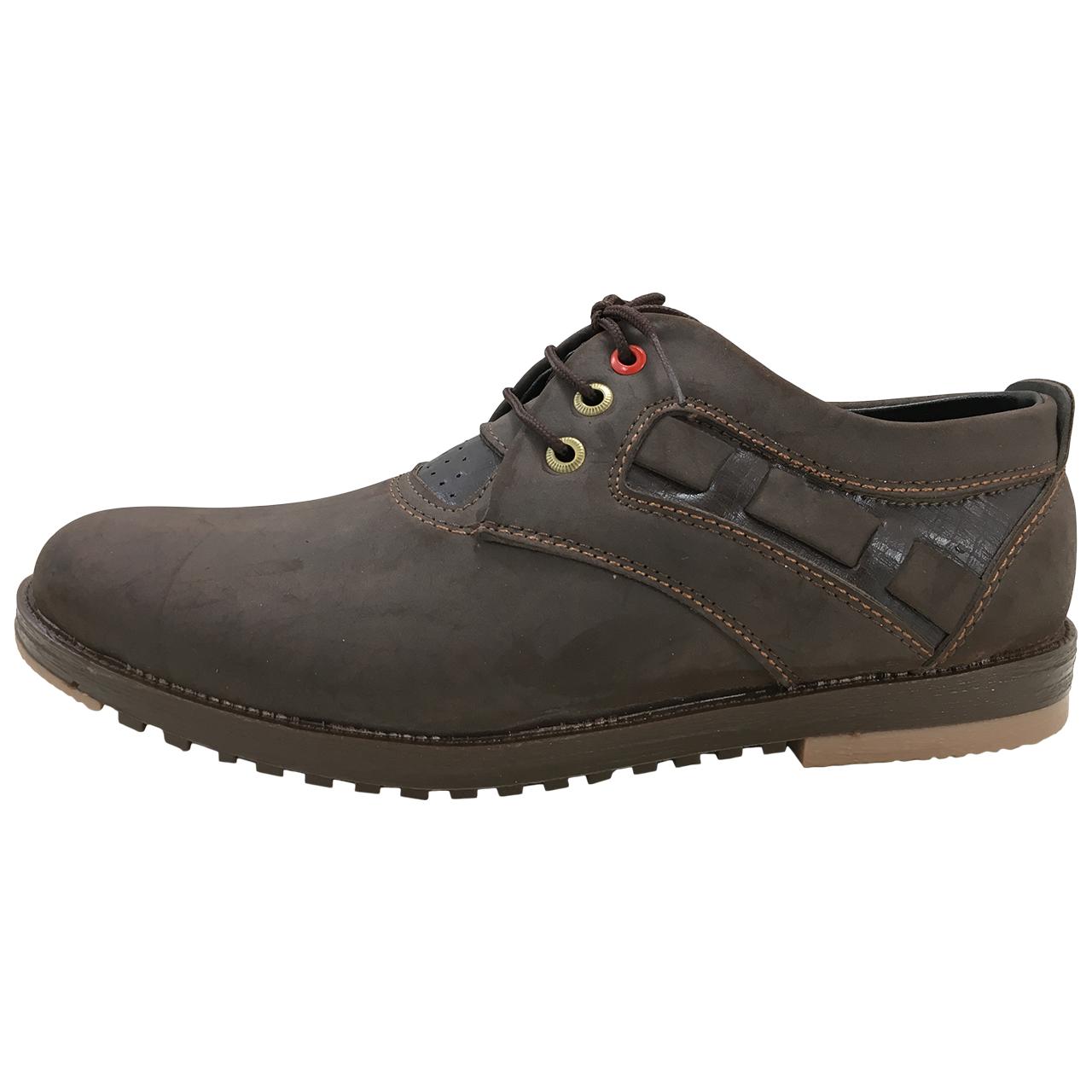 کفش مردانه نقش جهان مدل تیبا کد 2592