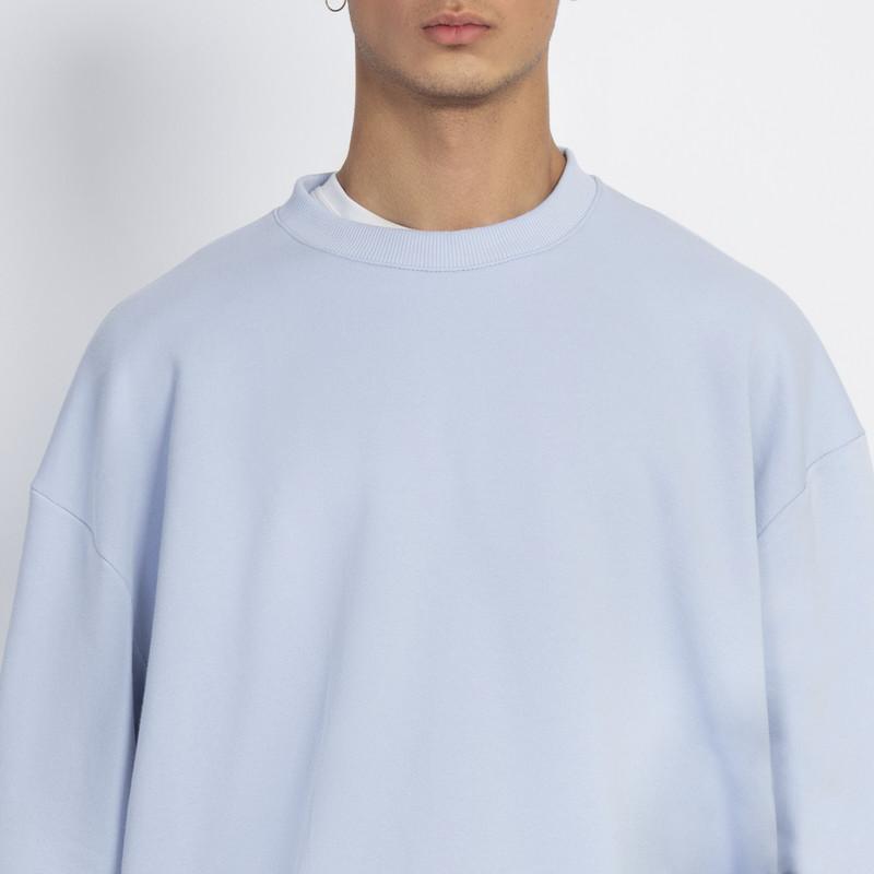 سویشرت مردانه کوی مدل 402 رنگ آبی