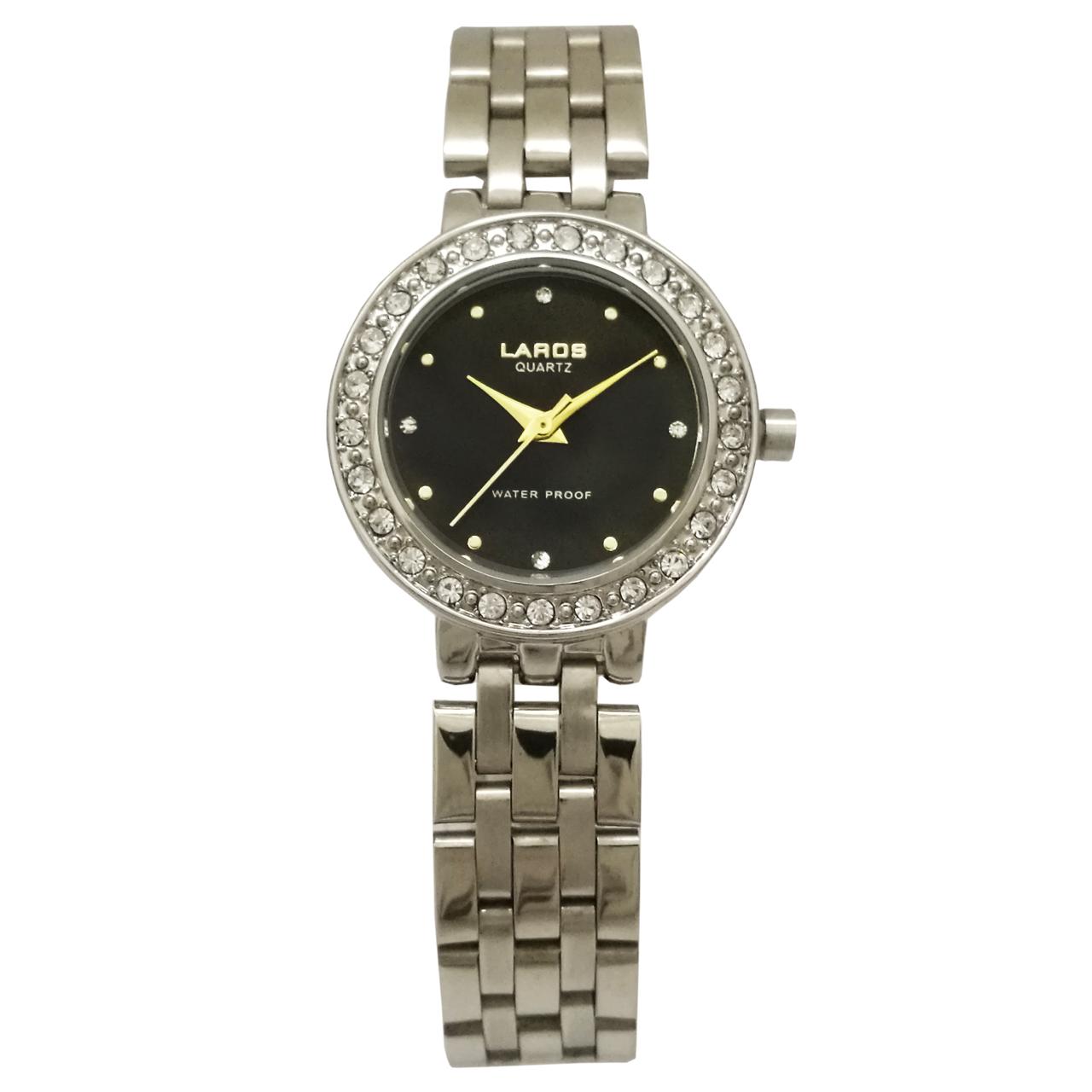 ساعت مچی عقربه ای زنانه لاروس مدل 1117-80122 22