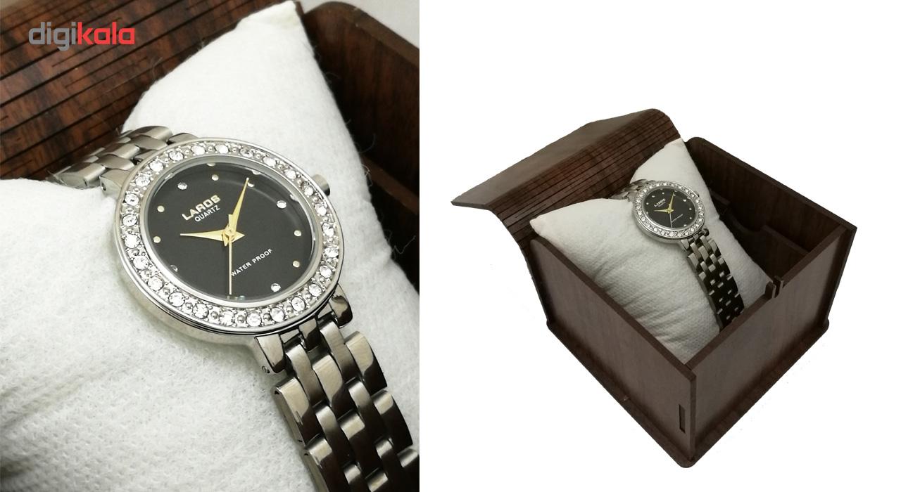 ساعت زنانه برند لاروس مدل 1117-80122